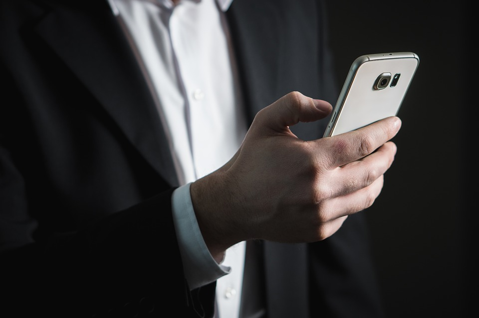 Mobilni telefon i javnost