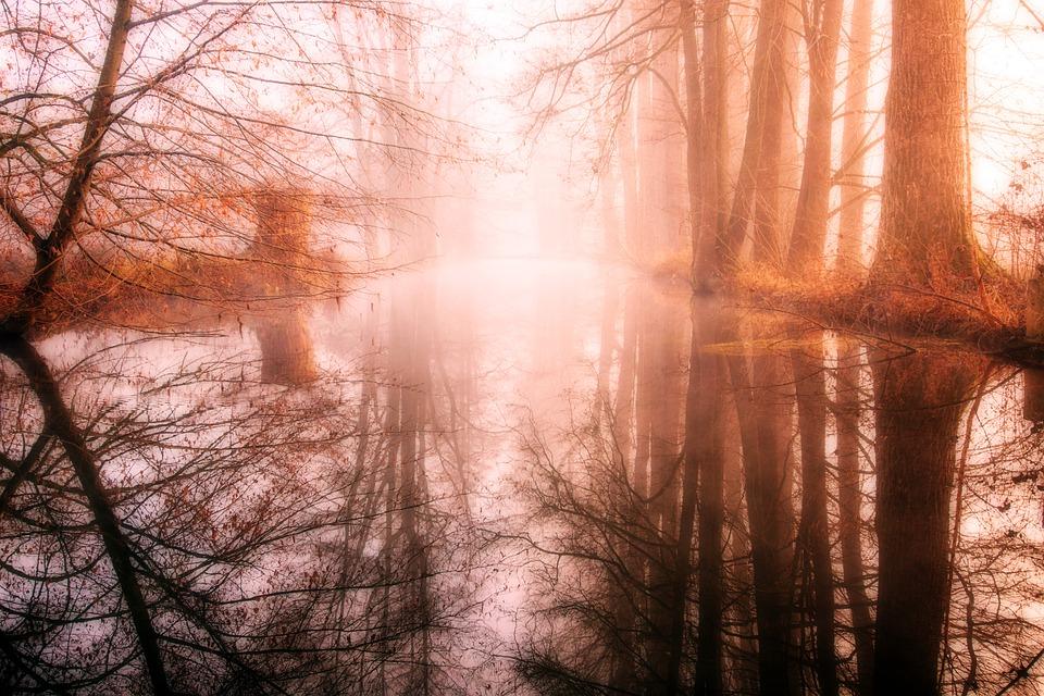 Starac i reka