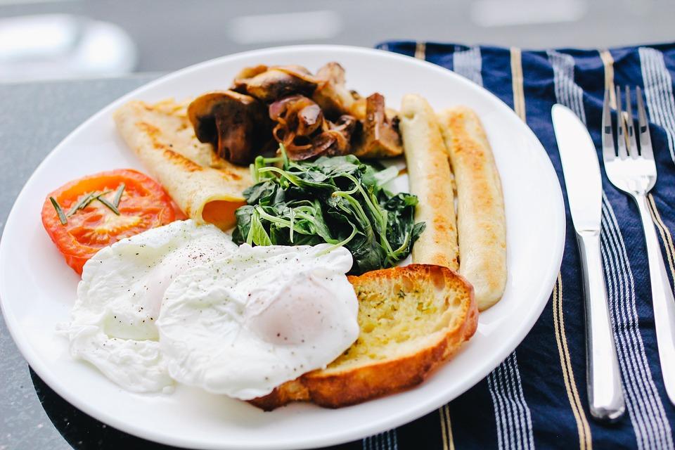 Blog izazov: Pet reči, a jedna priča – Doručak