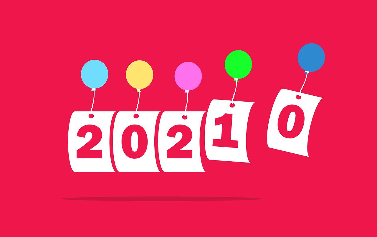 2020. u knjigama, knjigama i samo knjigama…